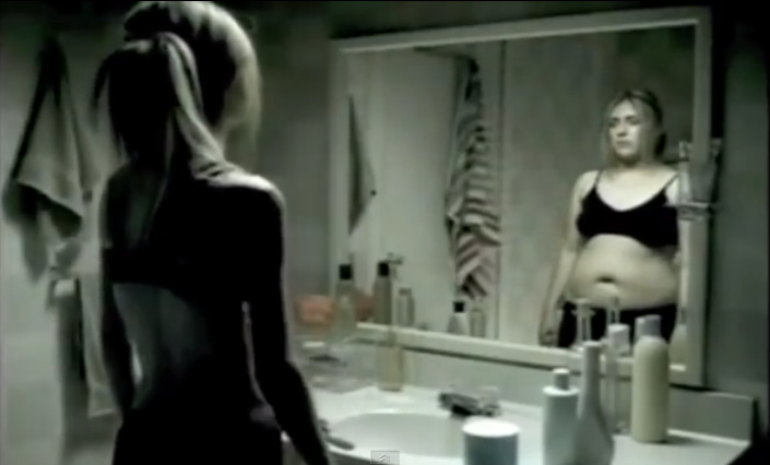 It s not you it s me body dysmorphic disorder on for Mirror that look
