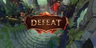 3-defeat